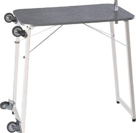 Portable Grooming Table with wheels Max