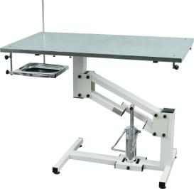 Manipulation Veterinary Table Coated with Steel